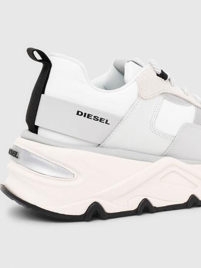 Diesel - S-HERBY LOW, Blanc - Baskets - Image 6