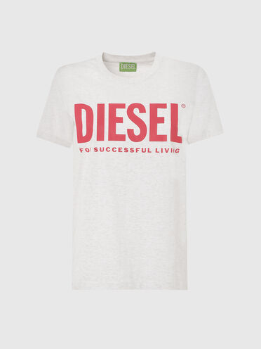 T-shirt Green Label avec logo imprimé