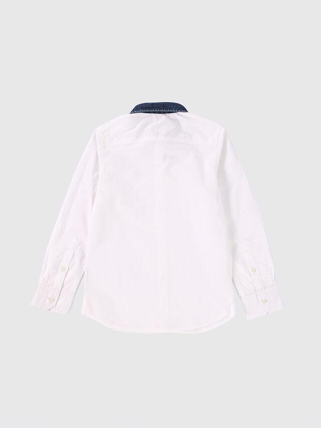 KIDS CYMELDN, Blanc - Chemises - Image 2