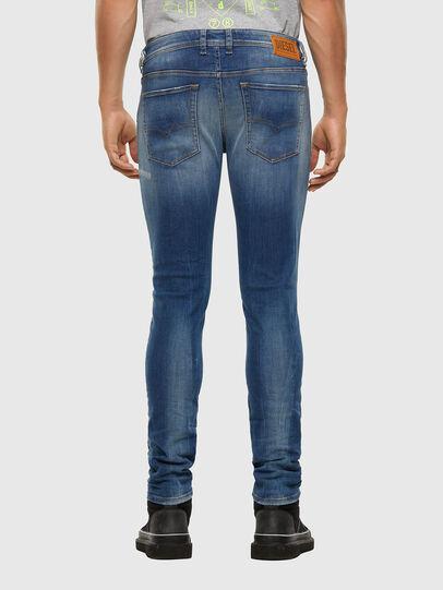 Diesel - Sleenker 009FC, Bleu moyen - Jeans - Image 2