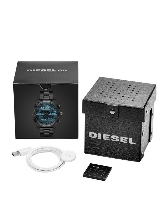 Diesel - DT2007, Noir - Smartwatches - Image 5
