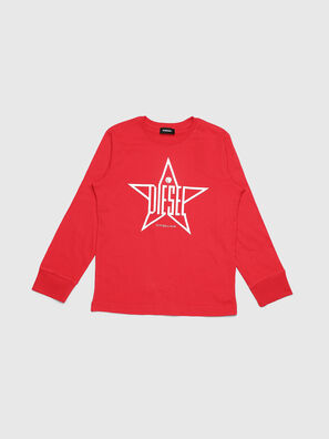 TDIEGOYH-ML, Rouge - T-shirts et Hauts