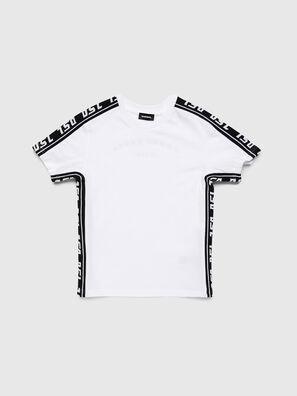 TJUSTRACE, Blanc/Noir - T-shirts et Hauts