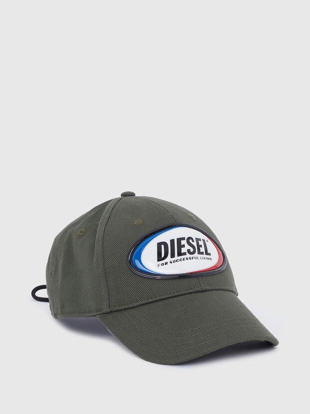 C-DIAZ, Vert Militaire - Chapeaux