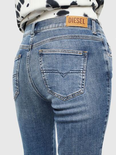 Diesel - Sandy 009AA, Bleu moyen - Jeans - Image 4