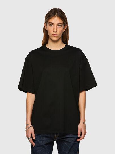 Diesel - T-SHARP, Noir - T-Shirts - Image 1