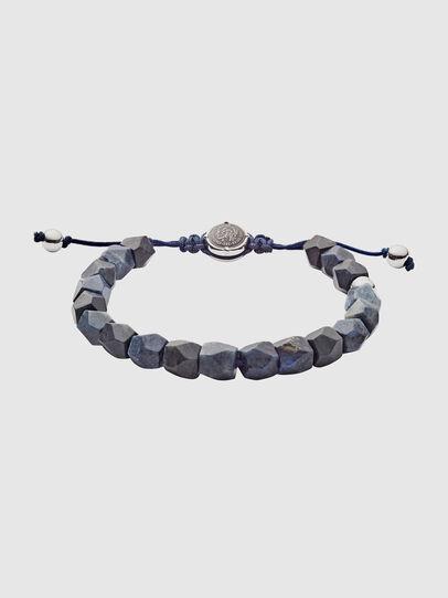 Diesel - DX1138, Bleu/Gris - Bracelets - Image 1