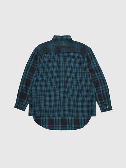 Diesel - CGARZ, Bleu/Noir - Chemises - Image 2