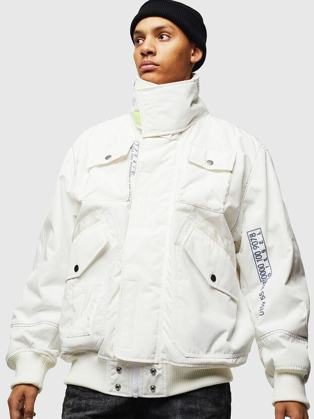 W-OKSO, Blanc - Vestes d'hiver