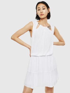 D-ROCKI, Blanc - Robes