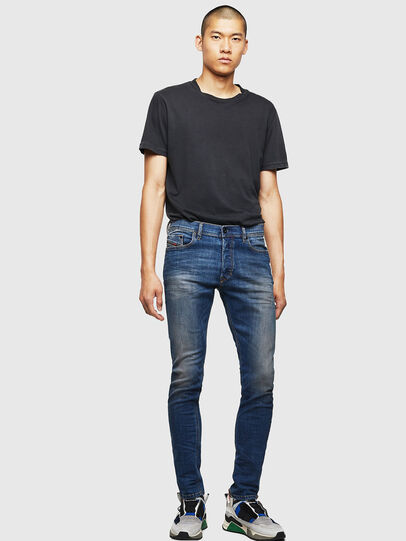 Diesel - Tepphar 087AW, Bleu Foncé - Jeans - Image 6