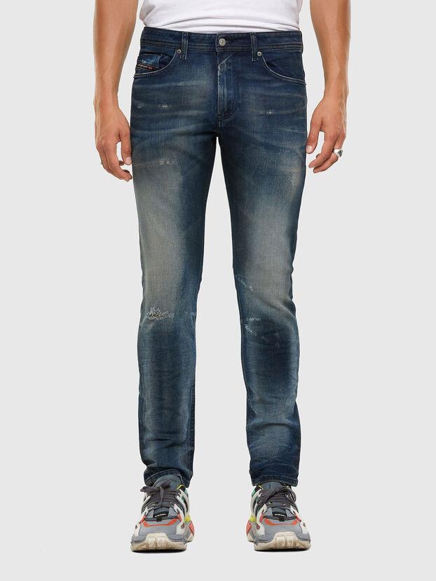 Thommer 009FL, Bleu moyen - Jeans