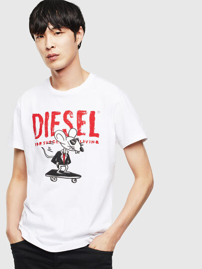 Diesel - CL-T-DIEGO-1,  - T-Shirts - Image 1