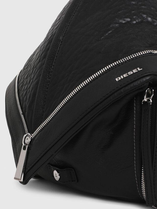 Diesel - LE-MHONIC, Noir - Sacs à dos - Image 6