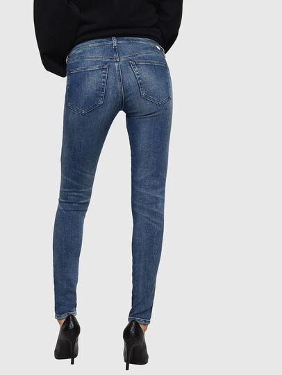 Diesel - Slandy 083AQ, Bleu moyen - Jeans - Image 2