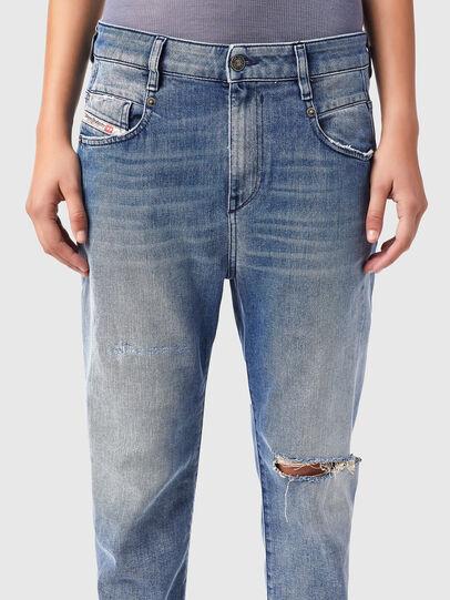 Diesel - Fayza 09B16, Bleu Clair - Jeans - Image 3