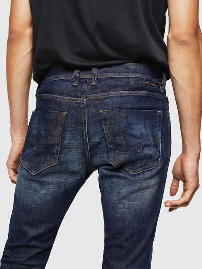 Diesel - Tepphar 087AT, Bleu Foncé - Jeans - Image 4