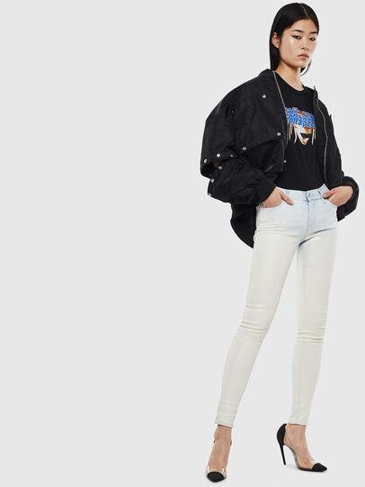 Diesel - Slandy 009AV, Bleu Clair - Jeans - Image 5