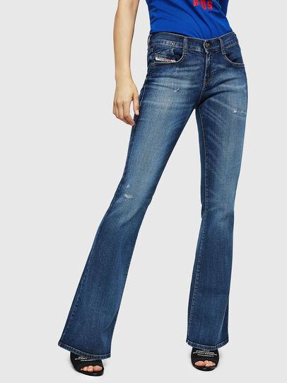 Diesel - D-Ebbey 069FY, Bleu moyen - Jeans - Image 1