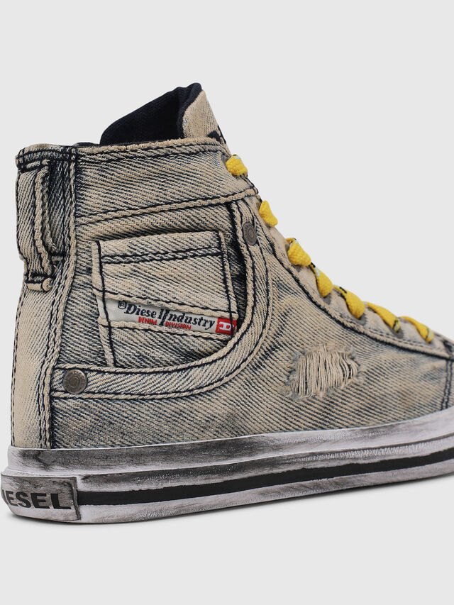Diesel - SN MID 20 EXPOSURE C, Jean Gris - Footwear - Image 5