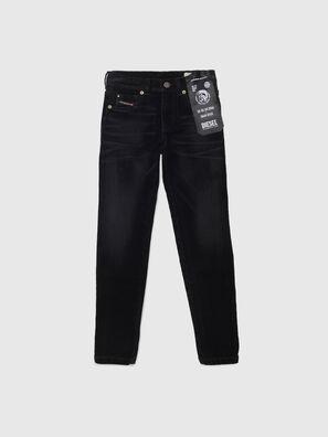 DHARY-J, Noir/Gris foncé - Jeans