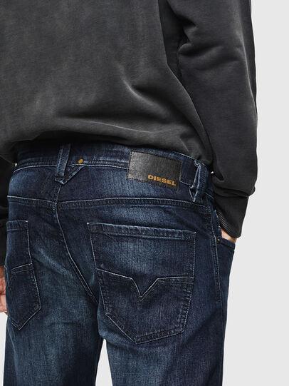 Diesel - Larkee 0095W, Bleu Foncé - Jeans - Image 5