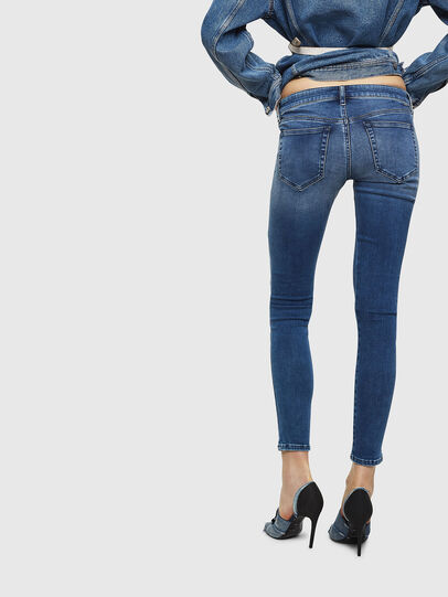 Diesel - Slandy Low 084NM, Bleu moyen - Jeans - Image 2