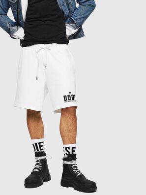 P-ALF-SHORT, Blanc - Shorts