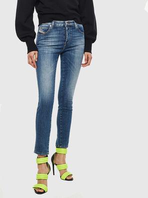 Babhila 069JQ, Bleu moyen - Jeans