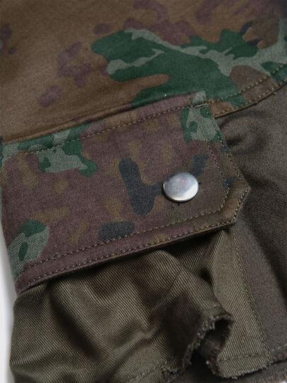 Diesel - GAMATA, Vert Camouflage - Jupes - Image 3