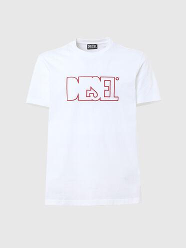 T-shirt Green Label avec empiècement polaire
