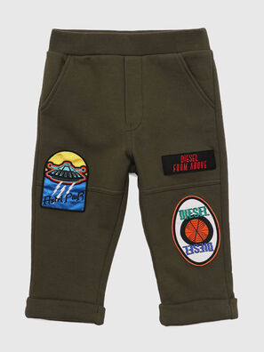 POLBYPATCHESB, Vert Militaire - Pantalons