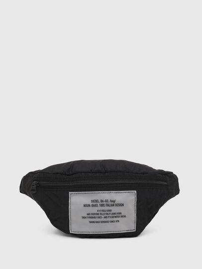 Diesel - BELTPAK, Noir - Sacs ceinture - Image 1
