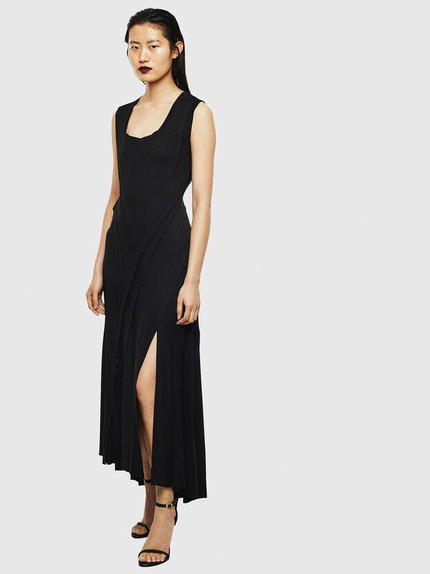 D-AQUARZ, Noir - Robes
