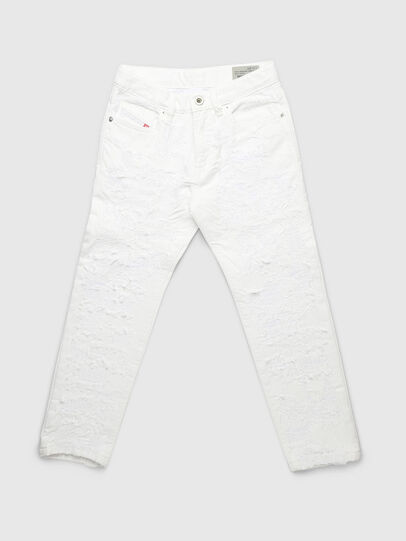 Diesel - MHARKY-J, Blanc - Jeans - Image 1