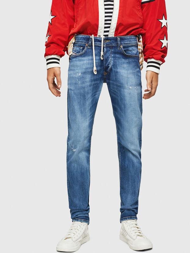 Sleenker 069FY, Bleu moyen - Jeans