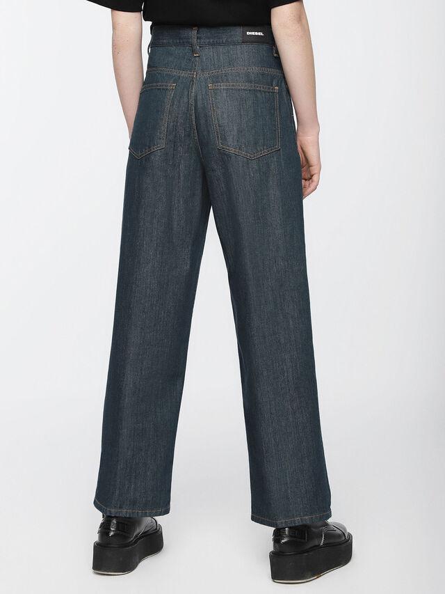 Diesel - Widee 084UR, Bleu Foncé - Jeans - Image 2