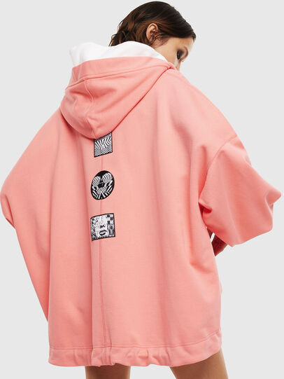 Diesel - F-BAILEY, Rose - Pull Cotton - Image 2