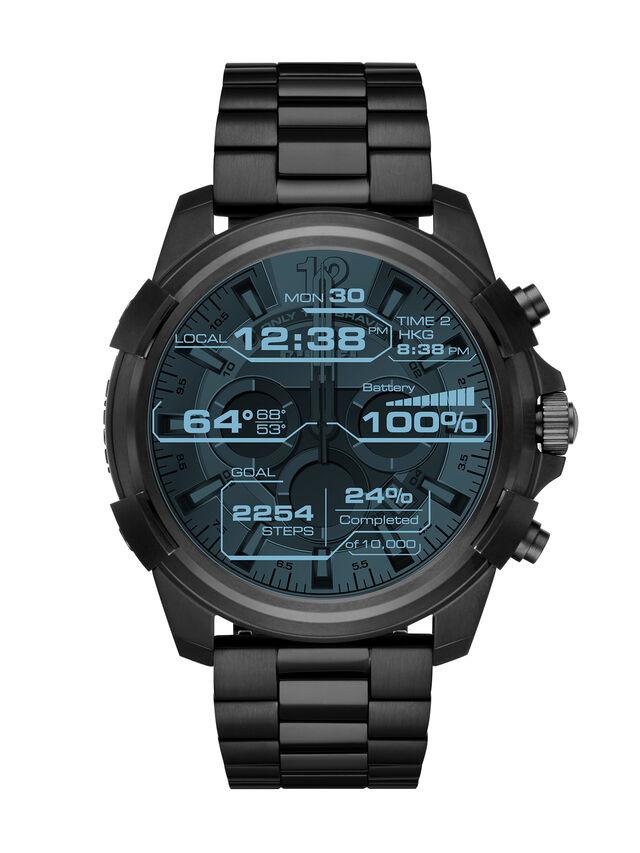 Diesel - DT2007, Noir - Smartwatches - Image 2