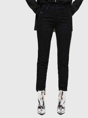 Babhila 0NAZH, Noir/Gris foncé - Jeans