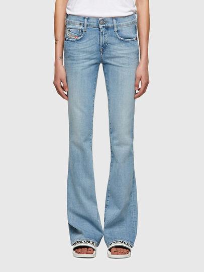 Diesel - D-Ebbey 009TL, Bleu Clair - Jeans - Image 1