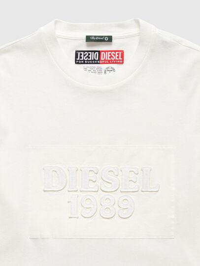 Diesel - DxD-20, Blanc - T-Shirts - Image 3