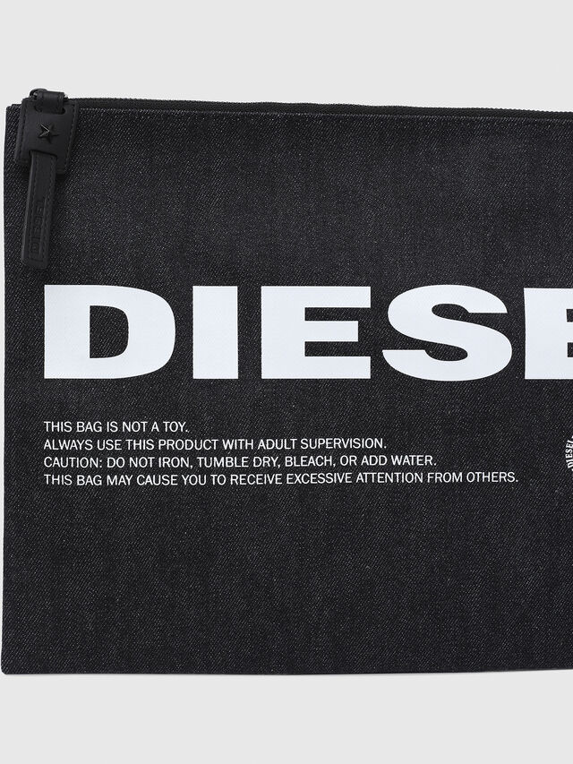 Diesel - LUSINA II, Jean Bleu - Portefeuilles Continental - Image 4