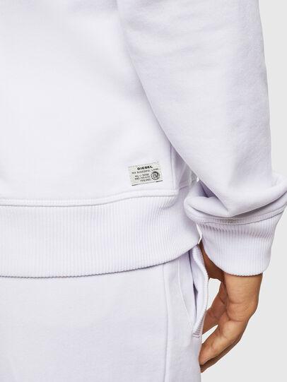 Diesel - UMLT-BRANDON, Blanc - Pull Cotton - Image 3