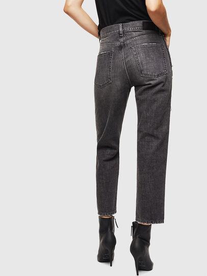 Diesel - Aryel 0096I, Noir/Gris foncé - Jeans - Image 2