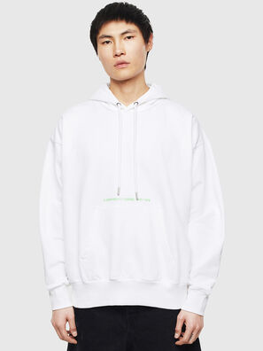 S-ALBY-S2, Blanc - Pull Cotton