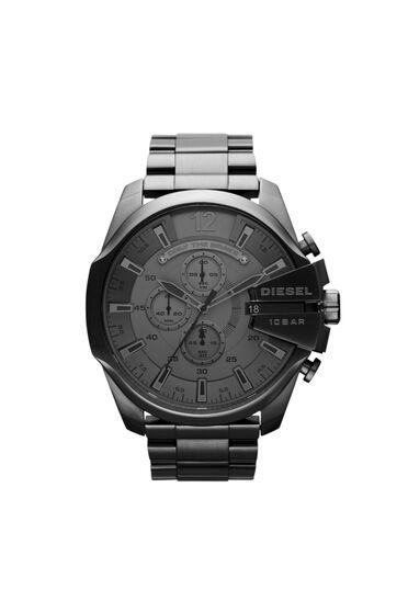 Mega Chief montre avec placage noir