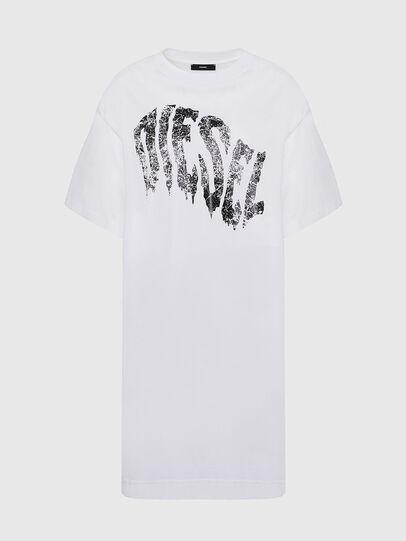 Diesel - D-BOWLY, Blanc - Robes - Image 1