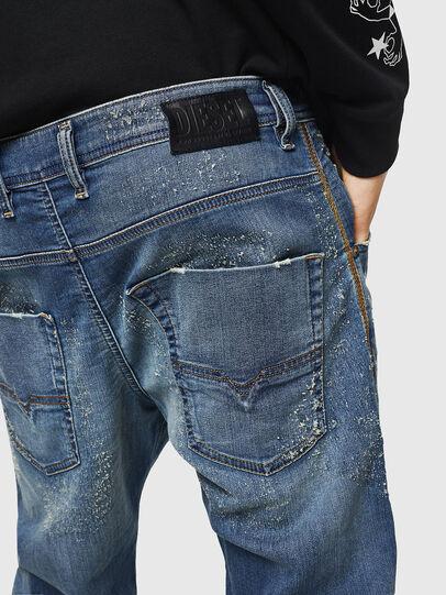 Diesel - Krooley JoggJeans 069HG, Bleu moyen - Jeans - Image 5