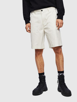 P-MATTHEW, Blanc - Shorts
